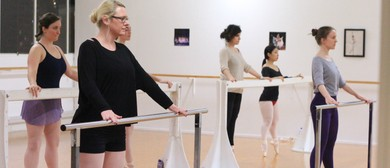 Adult Ballet Beginner Pointe Course