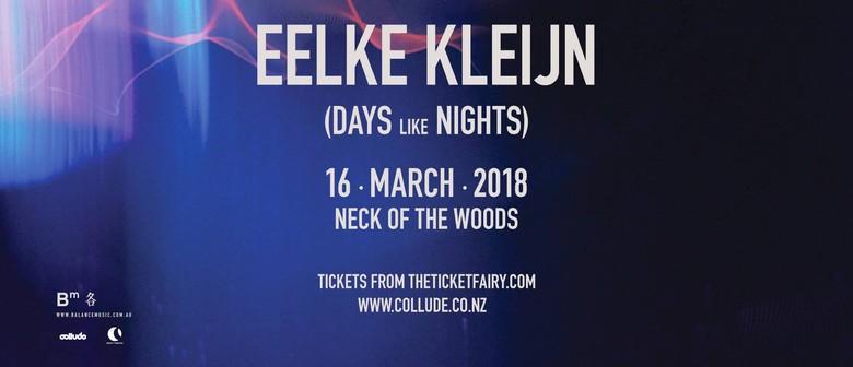 Balance Series & Collude Present - Eelke Keijn (NL)