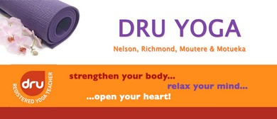 Dru Yoga Classes