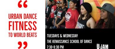 U-Jam Fitness&reg; - <em>Dance</em> Classes