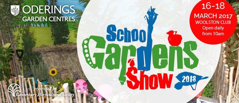 Oderings School Gardens Show 2018