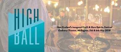 Highball: The Main Event