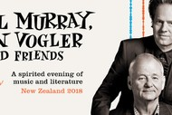 Image for event: Bill Murray, Jan Vogler and Friends: New Worlds