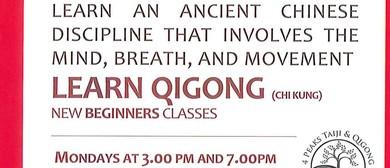 Learn Qi Gong