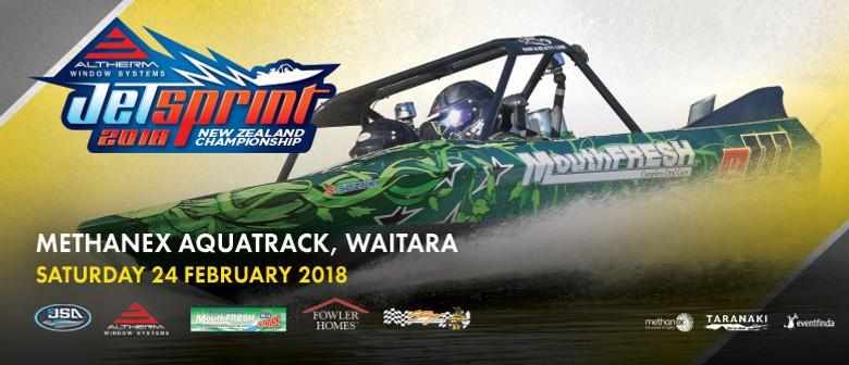 Altherm NZ Jet Sprint Championships Round 3