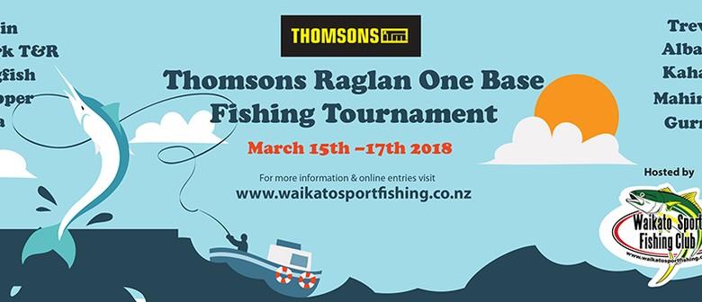 Thomsons ITM Raglan One Base 2018