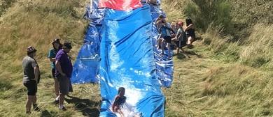 Scouts Mudslide 2018