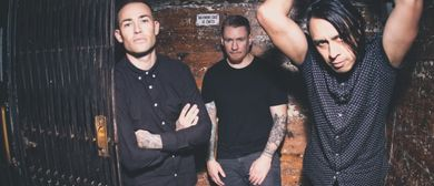 I Am Giant Life in Captivity Album Release Tour