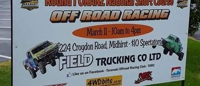 Field Trucking Co Ltd Round 1 ORANZ Offroading Nationals