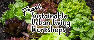 Live More, Waste Less Workshop