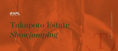 Takapoto Estate Showjumping