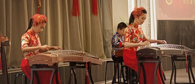 Guzheng Music Performance