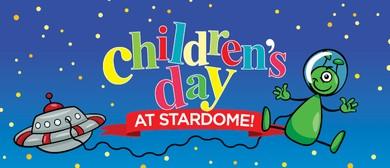 Children's Day At Stardome