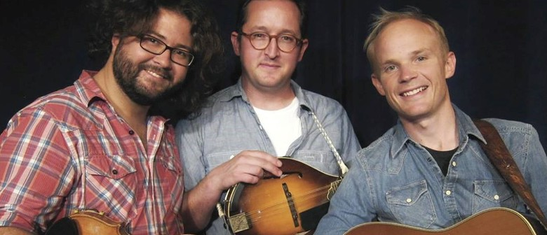 Mark Mazengarb, Joe K Walsh and Andrew Van Norstrand