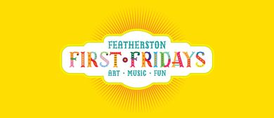 Featherston 1st Fridays: Funk N Roll