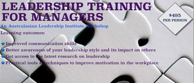 Leadership Training For Managers: A Mark Wager Workshop