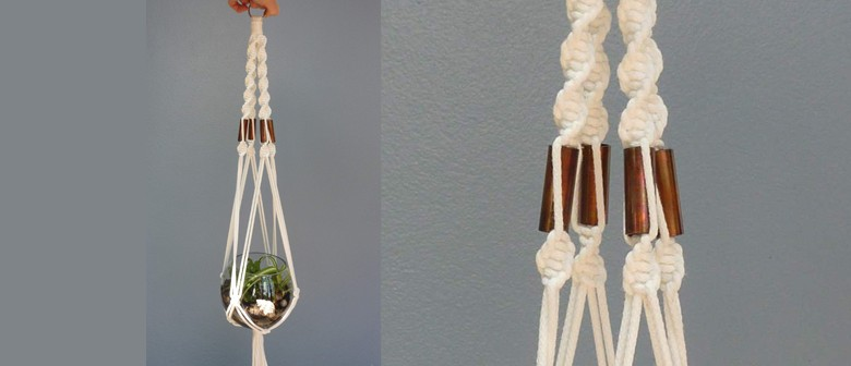 Craft Revival Café – Macramé