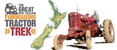 The Great NZ Tractor Trek