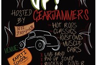 Gear Jammers - All Fired Up - Car Show