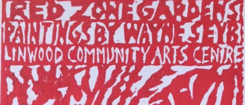 Wayne Seyb's Red Zone Gardens Exhibition