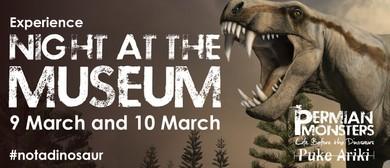 Night <em>At</em> <em>the</em> Museum