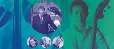 CMNZ Presents: Piers Lane, Hiroshi Ikematsu & NZSQ