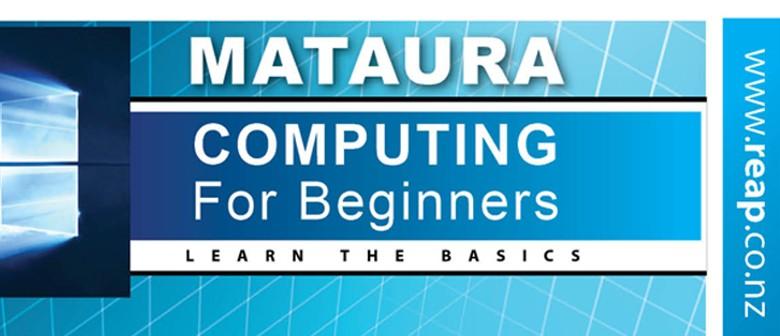 Mataura Computing for Beginners