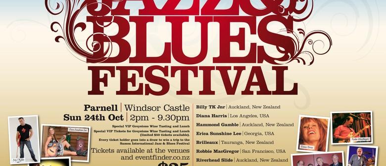 Parnell 2010 International Jazz and Blues Festival