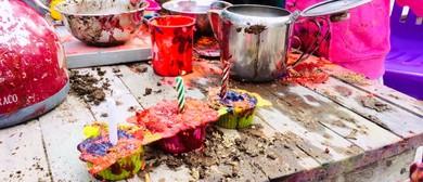 The Giant Mud Pie Kitchen Extravaganza!