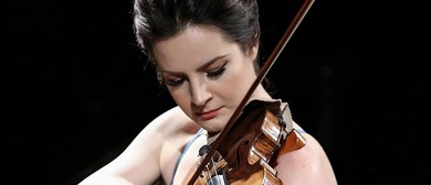 Auckland Fringe Presents: Amalia Hall Plays Ysaye