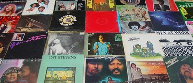 Queen's Birthday Pop & Rock Vinyl Record Sale Red Beach