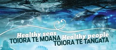 Sea Week Science Talk: Living with Toxic Algae