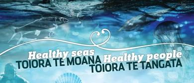 Sea Week Science Talk: Keeping Our Waterways Clean