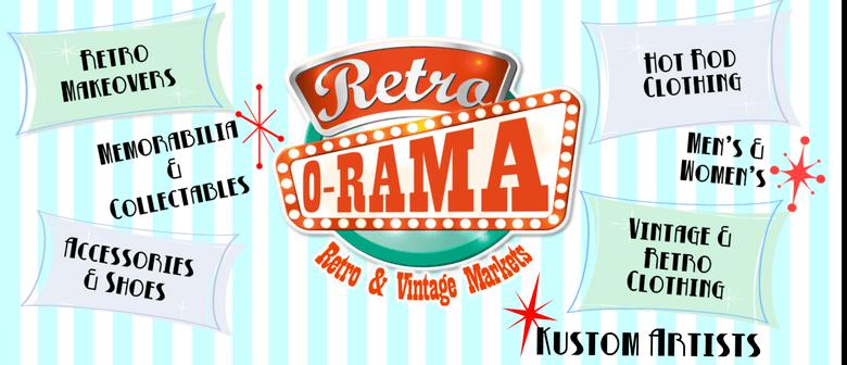 Retro-O-Rama at AmeriCARna