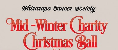 Wairarapa Cancer Society Mid-Winter Christmas Ball