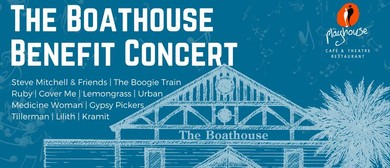 The Boathouse Benefit Concert