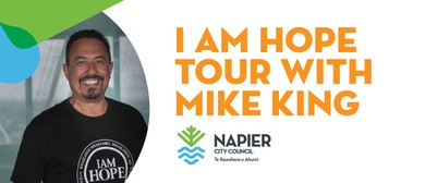 Mike King – I Am Hope Tour