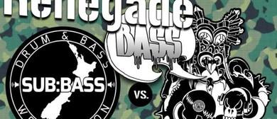 Renegade Bass - Newtown Festival