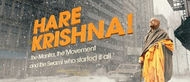 Hare Krishna! The Film