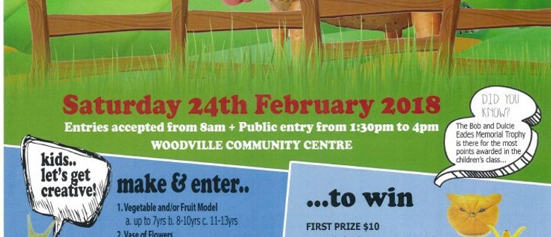 Horticultural and Industrial Society Show