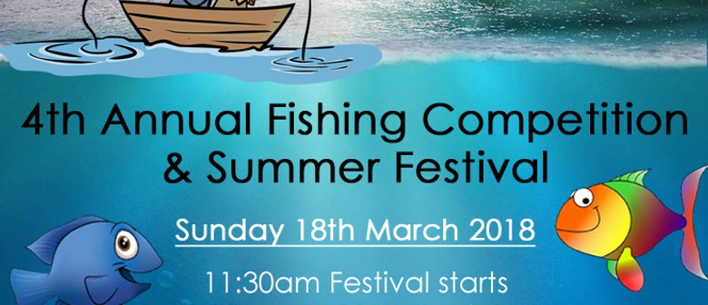 Fishing Competition and Summer Festival