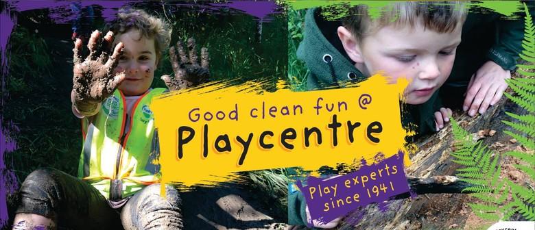 Eden-Epsom Playcentre Open Week