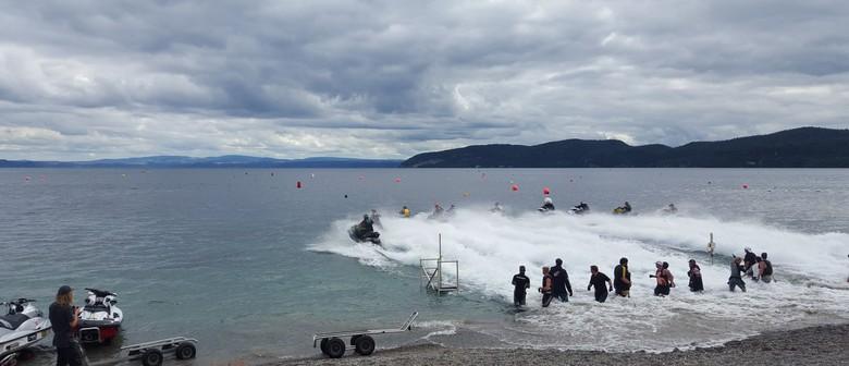 Jet Ski Racing New Zealand – 2018 Grand Prix