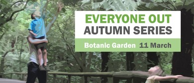 Everyone Out Autumn Series - Botanic Garden Parks Week Event