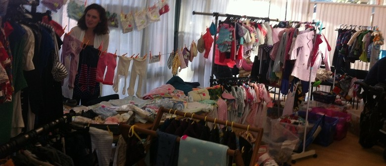 Good As New Pre-Loved Autumn Kids Market