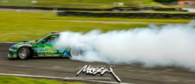 Manawatu Car Club Drift Practice – Manji March