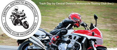 Central Districts Motorcycle Touring Club Inc. Track Day