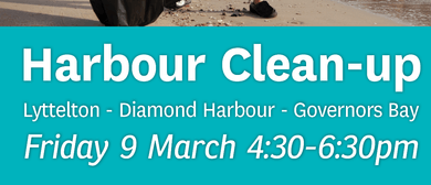 Seaweek Whakaraupo-Lyttelton Harbour Clean-Up