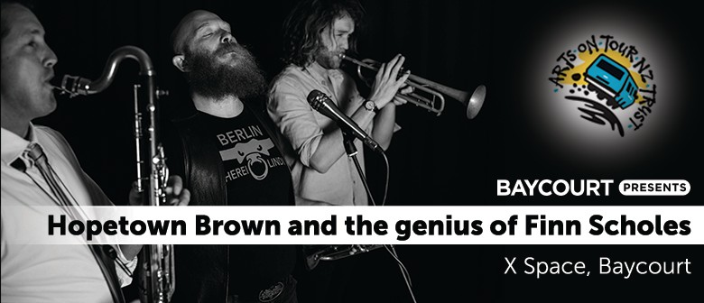 Hopetoun Brown and The Genius of Finn Scholes