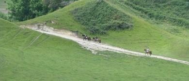 Horse Trek Fundraiser